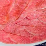 恵比寿焼肉 うしごろバンビーナ - ミスジ【2015年7月】