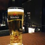 ハードロックカフェ 東京 - Heineken Extra Cold