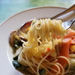 イル・トゥルッロ - 異国情緒に溢れたスパゲッテイです。