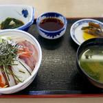 入道崎会館 - 料理写真: