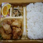 お弁当 どんどん - 料理写真:から揚げ弁当~☆