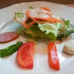 ドリームファクトリー - ランチ 前菜