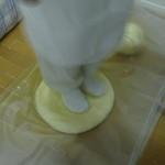 ◆麺のコシは「足踏み」と「熟成」から