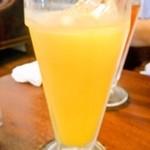 星乃珈琲店 - オレンジジュース