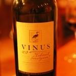 横浜石川町バル - お手頃価格なのに質の良いワインを提供してくれました