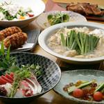酒菜・からく - 大皿コース(3000円)は大満足の内容と評判です(#^^#)