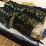 立ち寿司 まぐろ一徹 - 納豆巻