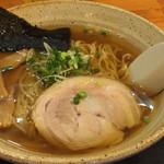 麺天 湯気家 - 塩ラーメン
