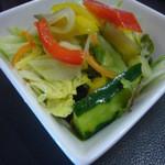 キッチン ナカシマ - 野菜サラダ