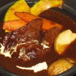 ちゃのま - 料理写真:牛タンの煮込み