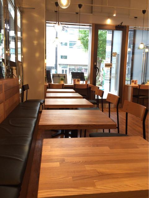 ベリー ベリー スープ アパホテル浅草橋店 - ホール