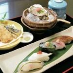 新富鮨 - ぴたバルセット