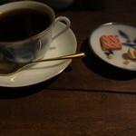 40743923 - ふつうの珈琲 菓子
