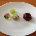 徳島屋 - 料理写真: