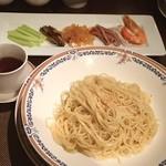 40752689 - 五目冷麺 醤油タレ