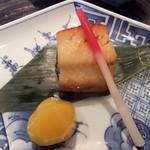 40753182 - ランチセットの煮魚