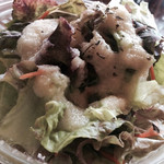 アリーカフェ - サラダ