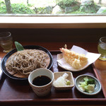 Yuukiteikawashima - 海老天せいろ