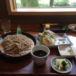 Yuukiteikawashima - 野菜天せいろ