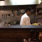 成蔵 - 厨房