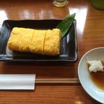 Yuukiteikawashima - 出し巻き卵