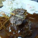 ホームラン食堂 - デミグラスとの相性も抜群!!8/10