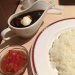 日本食堂 - 特製ハヤシライ