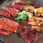 焼肉亭 桂 - 特選のお肉は、柔らかい!