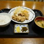 カラフル食堂 - 鶏唐揚