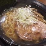 麺や 西や - 鶏魚介醤油