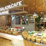 LA LOBROS PAN TABLE CAFE - お店の造りも女の子好みで・・