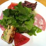 40759207 - 前菜サラダ