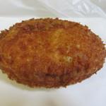 パン シャルマン - カレーパン150円。