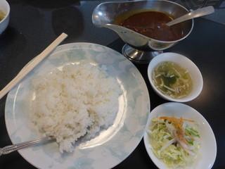 珍満賓館 - <2015/08/10>ポークカレー