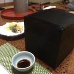 山水館 - 料理写真: