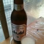 40764725 - 瓶ビール(大瓶)