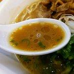 40764998 - 徳島らーめん スープ
