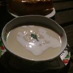 40767336 - スペシャルセットのスープ(ビシソワーズ)