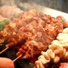 麻布 ふじ嶋 - 料理写真:国産備長炭で外側はパリッとお肉はふっくら焼き上げます。