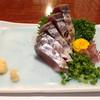 世界長 - 料理写真:カツオ刺し