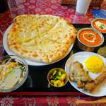 インドネパール料理 ぱーるばてぃ - パルバティ パワーセット