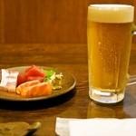 ひろめ寿し - ほろ酔いセット 1,080円