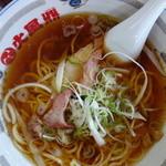 火風鼎 - ラーメン(¥550税抜き)