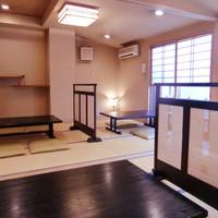 日本料理 野老 - 広々とした座敷。ゆったりとお座りいただけます。