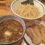 4077226 - チャーシューつけ麺+味玉
