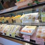 ハシモト洋菓子店 - バームクーヘンや和菓子もあります