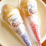 ハシモト洋菓子店 - 冷凍ソフトクリーム