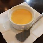 アイカフェ - かぼちゃのプリン