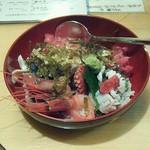 旬花 - 海鮮丼