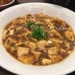 中国料理 青冥 - ☆麻婆豆腐ピリ辛で美味しいです(≧▽≦)/~♡☆
